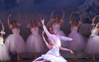 Ballet Theatre of Scranton – Snow Ballet photo 2012